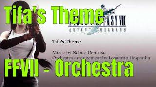 FFVII - Advent Children - Tifa's Theme Orchestral arrangement by Leonardo Hespanha