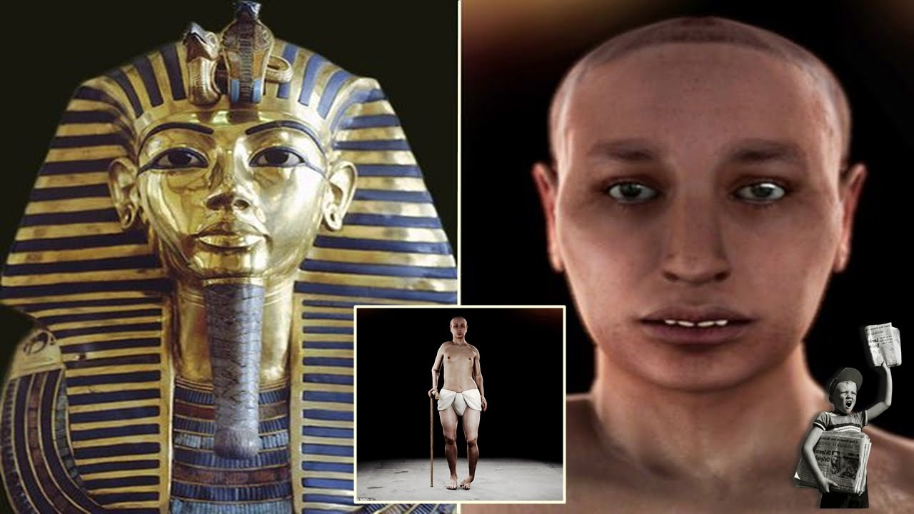 King Tut's Wiener Stolen For Being Too Small