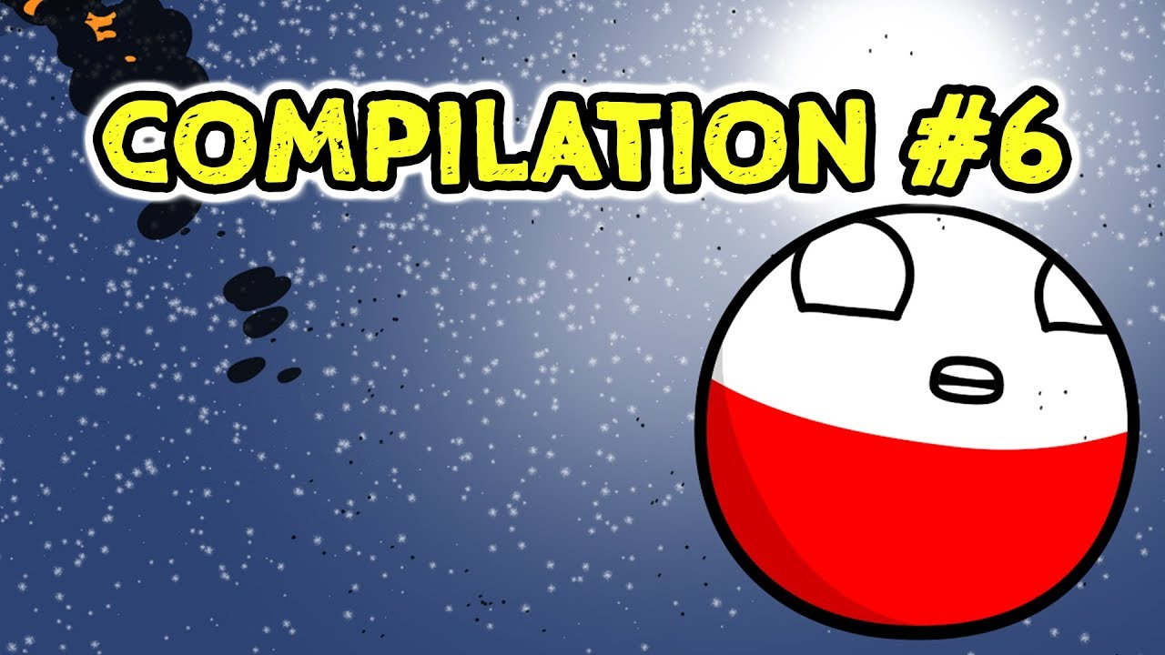 Countryballs Compilation - #6