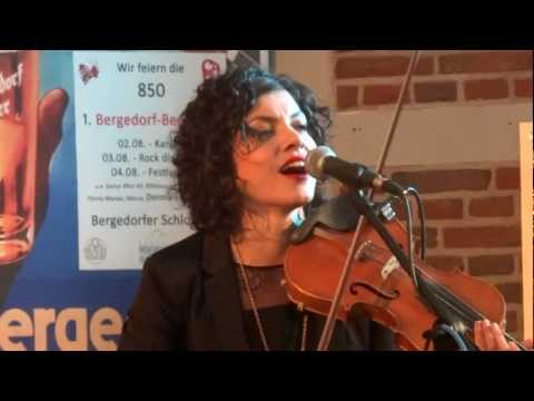Carrie Rodriguez - I don't want to play house anymore - Bergedorfer Schloss, 12.07.2012