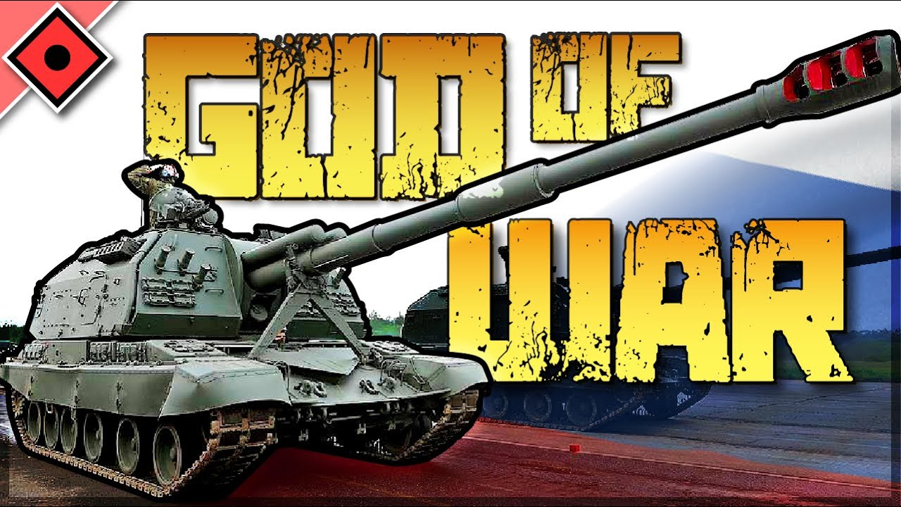 God of War: How Russia Uses Howitzer Artillery