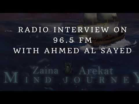 Zaina Arekat on Radio Bahrain's A-list show, plus an interview with Hiba.
