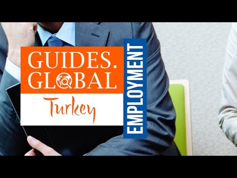 Working for Others (Employment) in Turkey