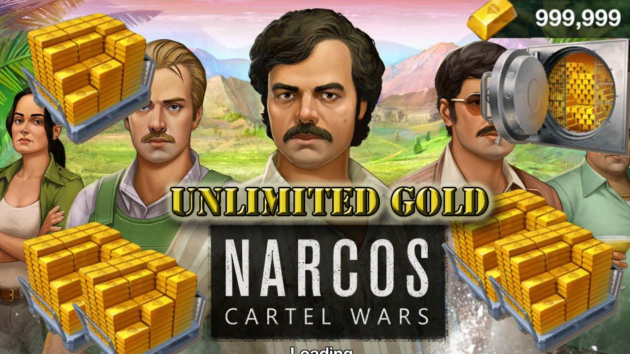 narcos cartel wars mod apk revdl