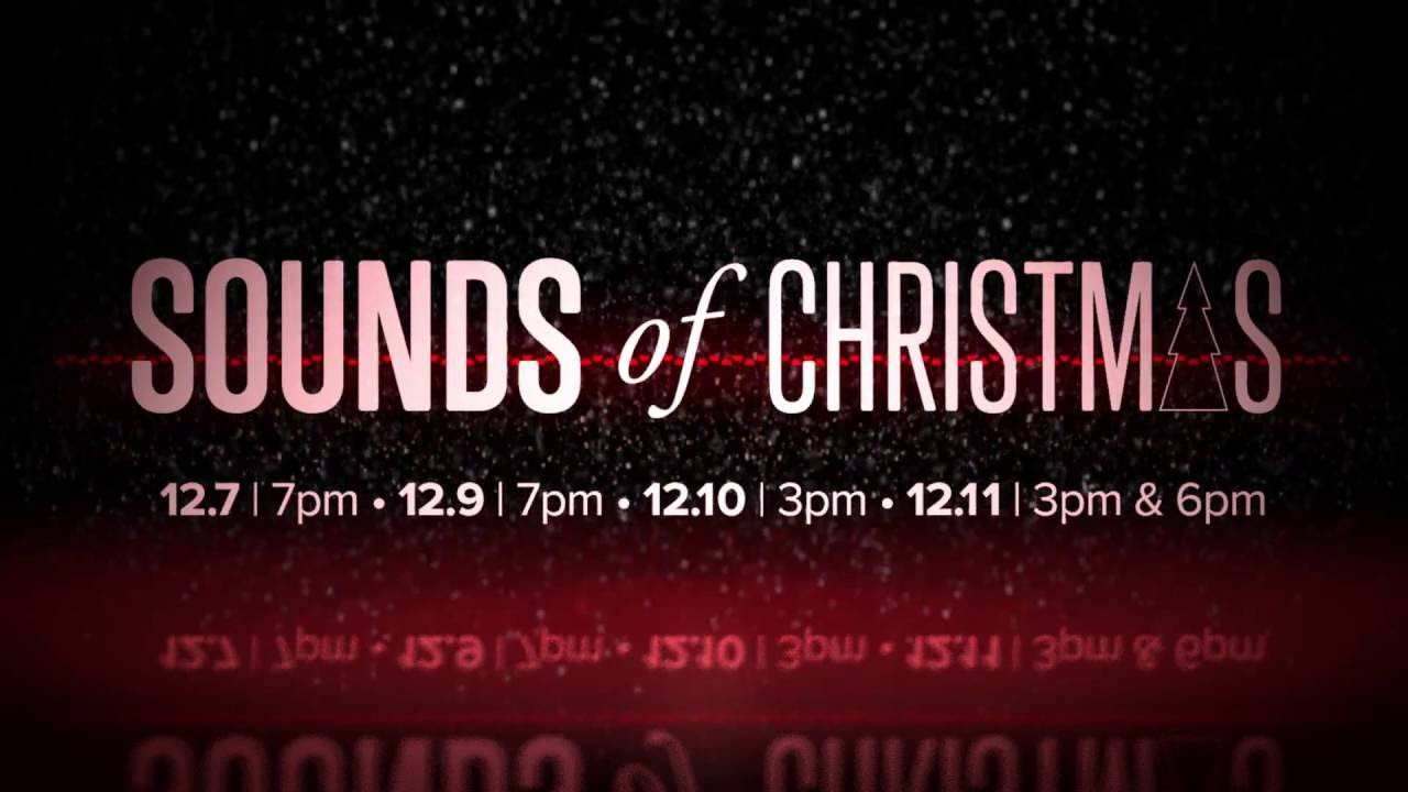Sounds of Christmas 2016 Trailer - YouTube