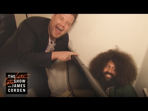 Hide-and-Seek with Beck, Jeff Goldblum, Reggie Watts and Tommy