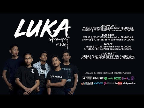 Luka - Experiment Melody (Official Lyric Video)