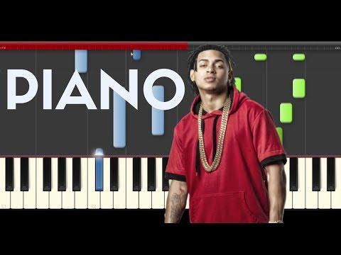 Ozuna Se Preparo Piano Midi tutorial Sheet app Cover Karaoke from YouTube · Duration:  3 minutes 11 seconds