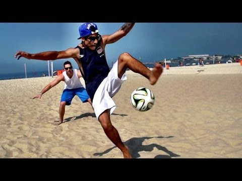 Thumbnail: World Cup Edition | Dude Perfect