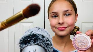 Asmr ~ Applying makeup on you 💄💋