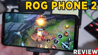 ROG PHONE 2 - VANILLA OVERVIEW/REVIEW