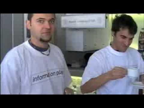 Information Planet Staff Training - AUSTRALIA 2008