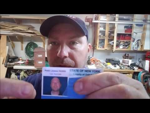 NY State Pistol Permit