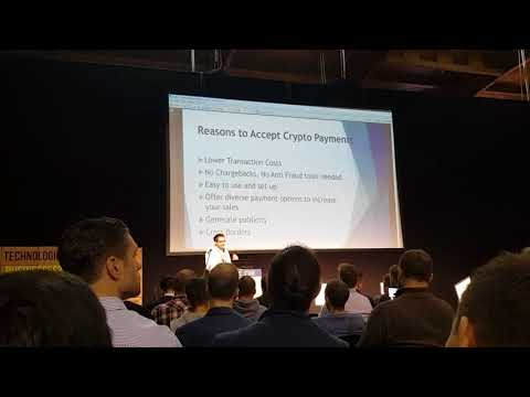 Crypto as Payment Method at RigaComm Blockchain Conference 2017