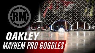 Oakley Mayhem Pro Motocross Goggles