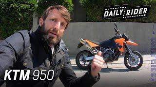 2006 KTM 950 Supermoto Review | Daily Rider