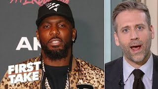 Dez Bryant is a 'Who cares?' player right now – Max Kellerman on landing spots for Dez | First Take