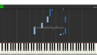 Download Lagu Hadapi Dengan Senyuman Dewa 19 Piano Cover Mp3 Video