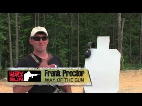 What Zero do you use? Frank Proctor uses a 50 Zero at 10 yards, check it out!