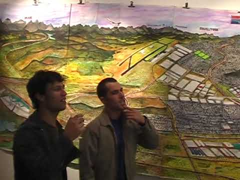 Opening of Fried Contemporary Art Gallery & Studio, Pretoria, 2005