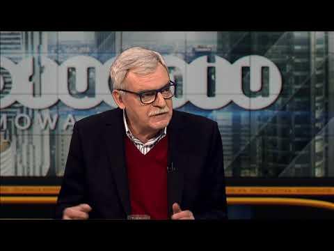 M. KRÓL, P.STRZEMBOSZ - RADOSŁAW SIKORSKI JEST TAKIM NIEBYTEM POLITYCZNYM