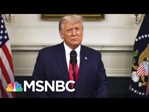 Trump Ignores Economy & Covid To Wage Failed War On Election | The 11th Hour | MSNBC