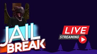 WE ARE BACK! | ROBLOX JAILBREAK STREAM! #Roadto200subs #letsreach200subs