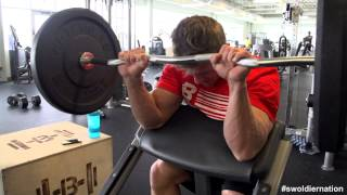 Swoldier Nation - Trainer Edition - Hypertrophy Training : Arms
