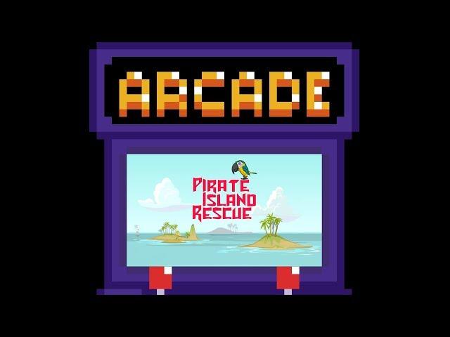 Pirate Island Rescue   Hyper's Arcade