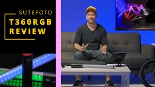 Sutefoto T360RGB LED Test and Review