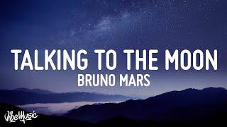 Download Bruno Mars - Talking To The Moon (Lyrics)