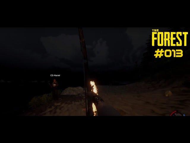 Let's Play The Forest | Vorbereiten auf die Höhlen-Tour | Folge #013