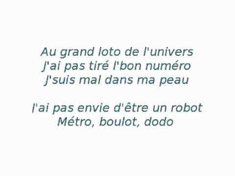 Grégory Lemarchal Sos D Un Terrien Détresse Lyrics Youtube
