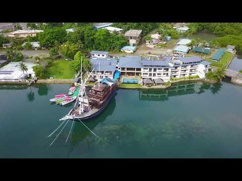 Manta Bay Dive Resort Yap, Micronesia