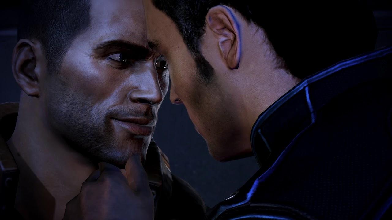 Mass Effect 3: Part 46 using Same-Sex Romances Mod + ALOT