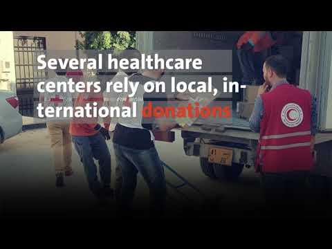Deteriorated Health Conditions in Libya