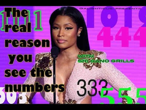 The REAL reason you are seeing the NUMBERS..Share THIS Video with everyone!