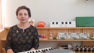 Татьяна Ермолина, детский композитор. Песня-игра «Собрались мы вместе»