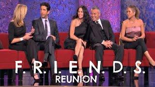 Друзья на шоу передаче Джеймс Берроуз l Friends Reunion - James Burrows Tribute  2016