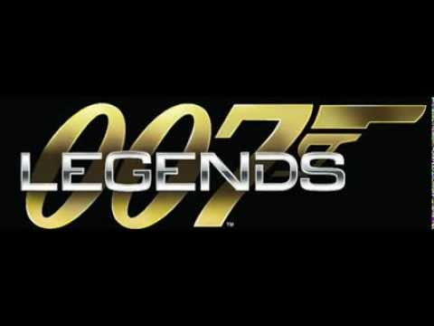 007 Legends Soundtrack Goldfinger - Infiltrate Auric Enterprises