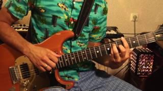 Незаконченный роман на гитаре (инструментал)