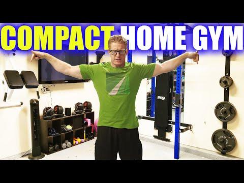 Best Garage HOME GYM- Ideas For Weight Lifting Equipment, Essentials, Tour, & Setup.