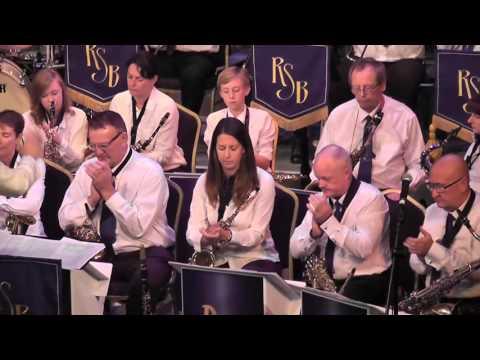 Manhattan Spiritual - The Railway Swing Band 30 September 2015