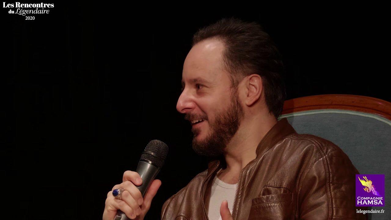 Interview aux Rencontres du Légendaire