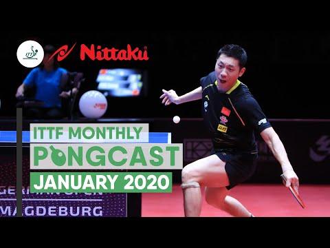 January 2020   Nittaku Monthly Pongcast