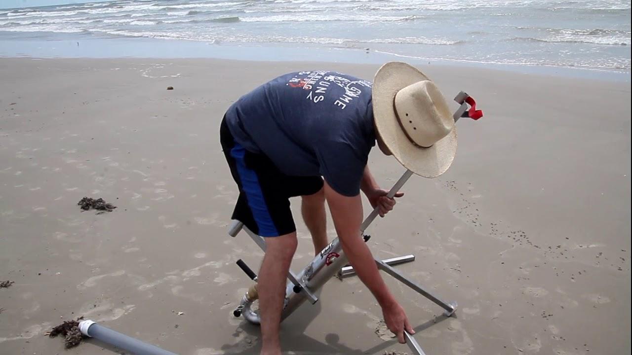 Sand Blaster Bait Caster