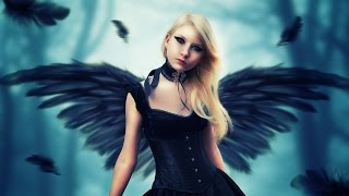 Photoshop Manipulation | Wings Girl