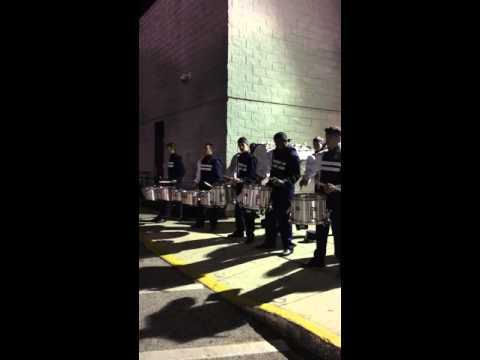 Gaither High School Drumline 2015 #COWBOYS