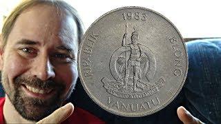 Vanuatu 50 Vatu 1983 Coin