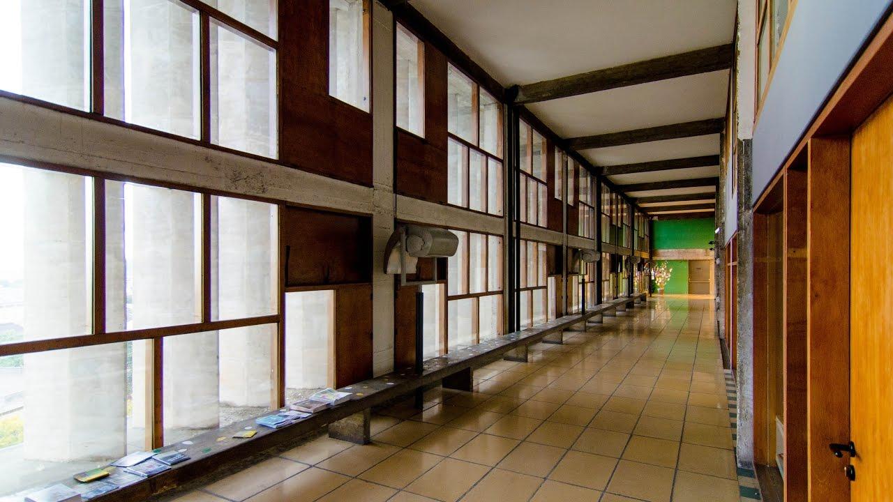 Fire Update and Interior Tour of Le Corbusier's Unité d ...